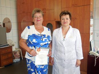 Фельдшер местного ФАПа Светлана Михайловна Хабарова на днях отметила свой очередной юбилей – 60 лет.