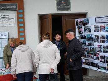 Под таким лозунгом на площади поселка прошла информационная акция, организованная областным государственным казённым учреждением «Палехский межрайонный центр занятости населения».