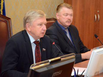 В Ивановской областной Думе на правительственном часе обсудили развитие госпрограммы «Комплексное развитие сельских территорий на период2020-2025гг»