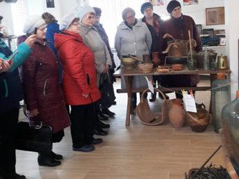 И вновь ветераны Лухского района с удовольствием отправились в путешествие по родной губернии.