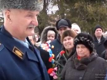 17 февраля представители Лухского района были приглашены на патриотическое мероприятие к 75-летию Победы над фашистской Германией.