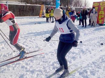 С 1 по 3 февраля проходил муниципальный этап соревнований по лыжным гонкам на различные дистанции среди школьников Лухского района.