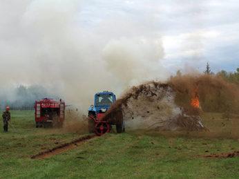 В понедельник, 5 апреля, в администрации Лухского района состоялось очередное заседание комиссии по чрезвычайным ситуациям и обеспечению пожарной безопасности.