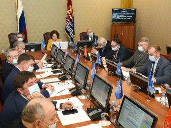 Пленарное заседание Ивановской областной Думы состоялось в четверг, 29 апреля.